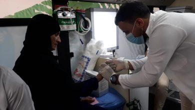 Photo of مؤسسة الريان الانسانية تشغل المستشفى المتنقل في محافظة نينوى