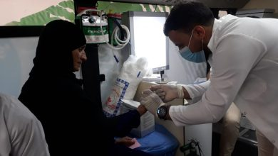 Photo of Al-Rayyan Humanitarian Foundation operates mobile hospital in Nineveh province