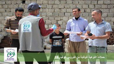 Photo of حملة الريان للتوعية والوقاية من فايروس كوفيد_19